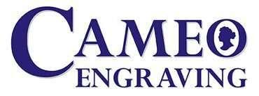 Cameo Engraving Logo