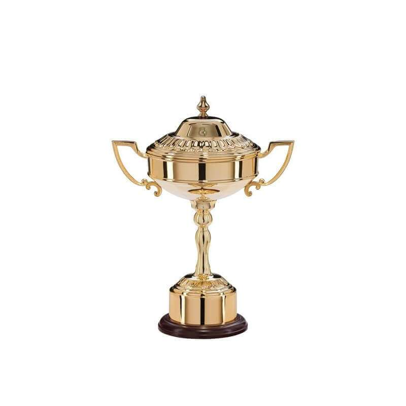 Gold Plated Cup